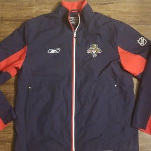 New Reebok NHL Florida Panthers Spellout